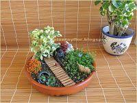 """... jardín desde el sofá"""". Está claro que puede sonar algo exagerado, pero se urnas invernadero puede entender si lo relacionamos con el arte del Bonsái,  plantas.facilisimo.com-"""