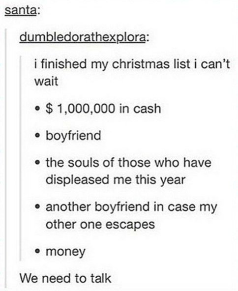 26 Fucking Funny Christmas Tumblr Posts484