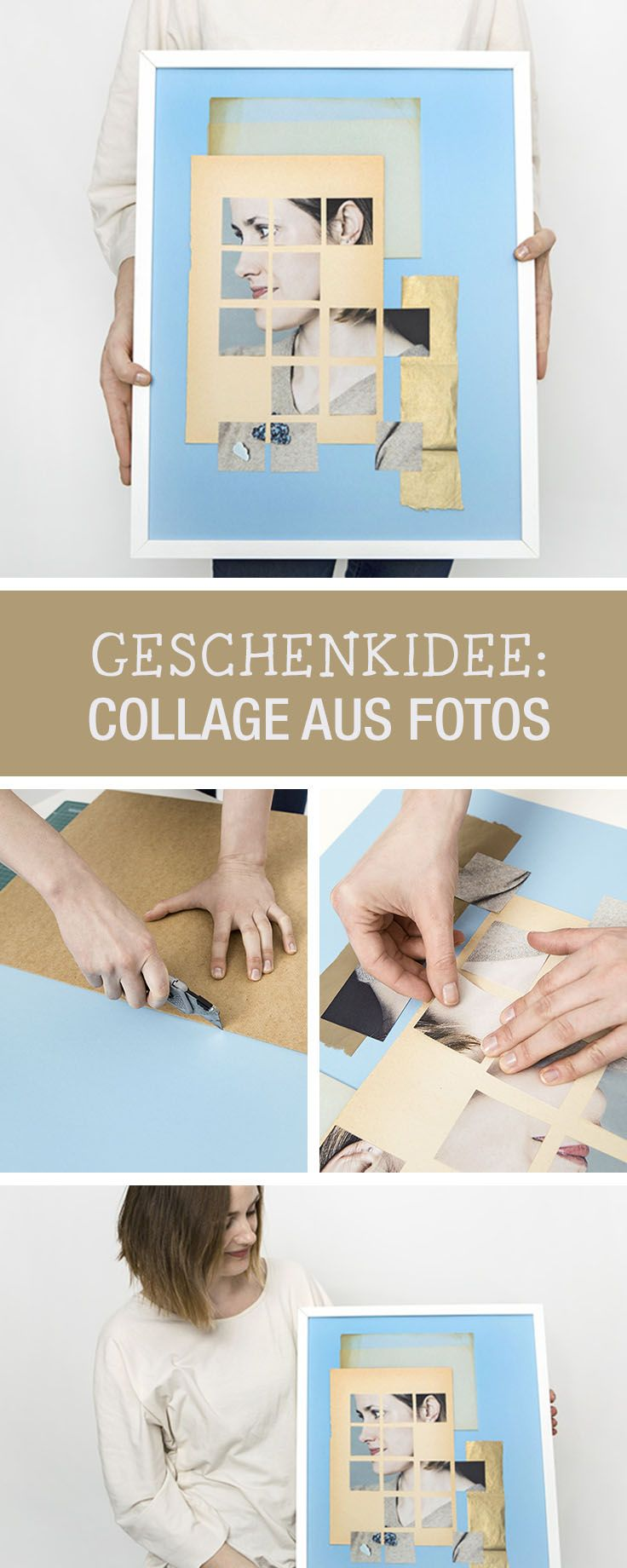 25 best ideas about foto collage geschenk auf pinterest wohnheim bildcollagen foto collage - Bilder collage wand ...