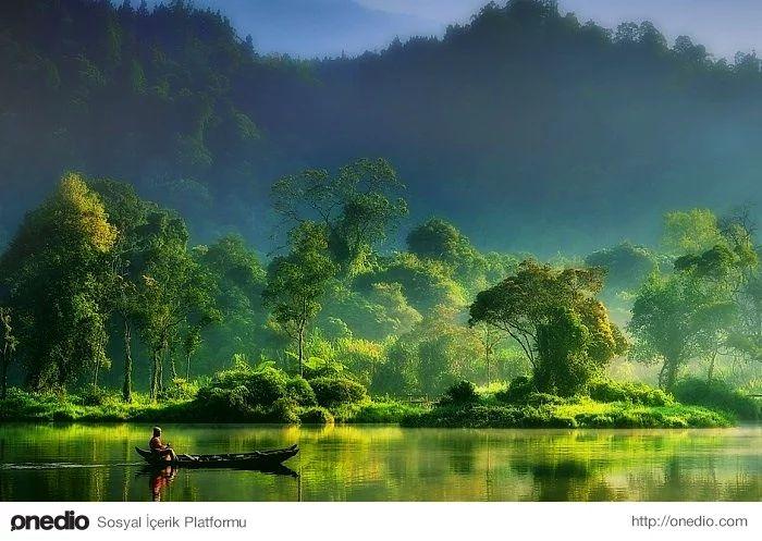 15 Muhteşem Doğa Manzarası