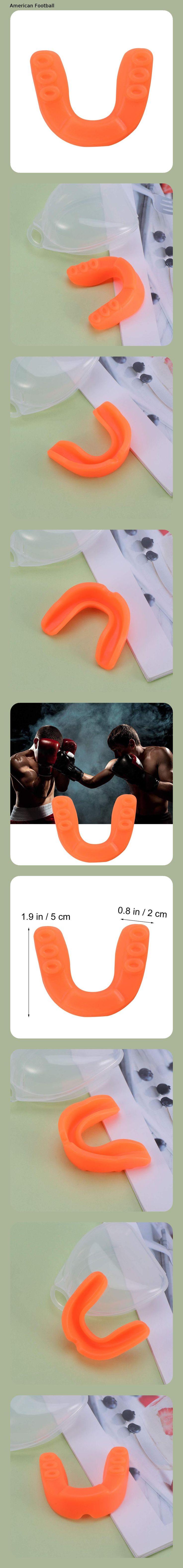 Erwachsener Sport Mundschutz Gummi Schild Schutz für