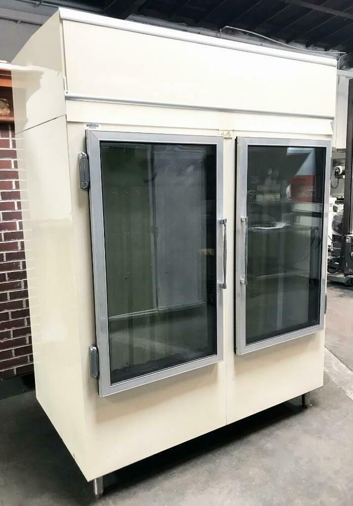 Star Fleet Is67ag 50 2 Glass Door Ice Merchandiser Guaranteed Fantastic Working Condition 30 Day Warranty Glass Door Ice Merchandiser Tempered Glass Door