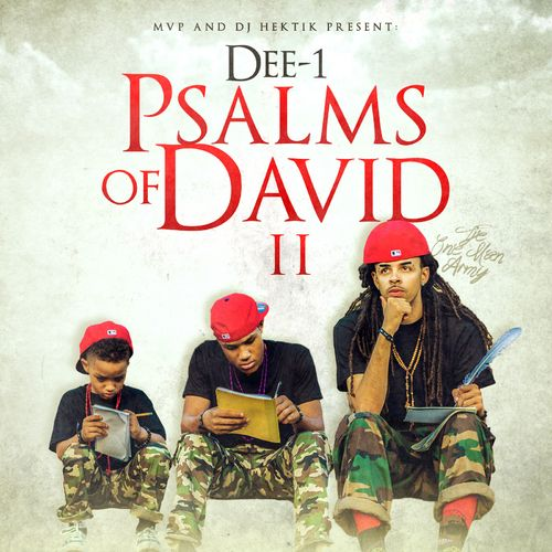 [MIXTAPE] Dee-1 - Psalms Of David 2 Hosted by DJ Hektik