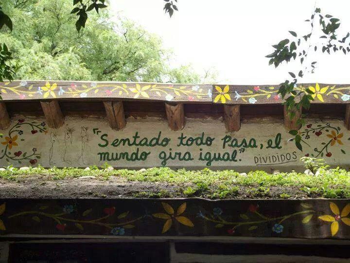De culpas y de mitos. De hambre y de amor. #Divididos