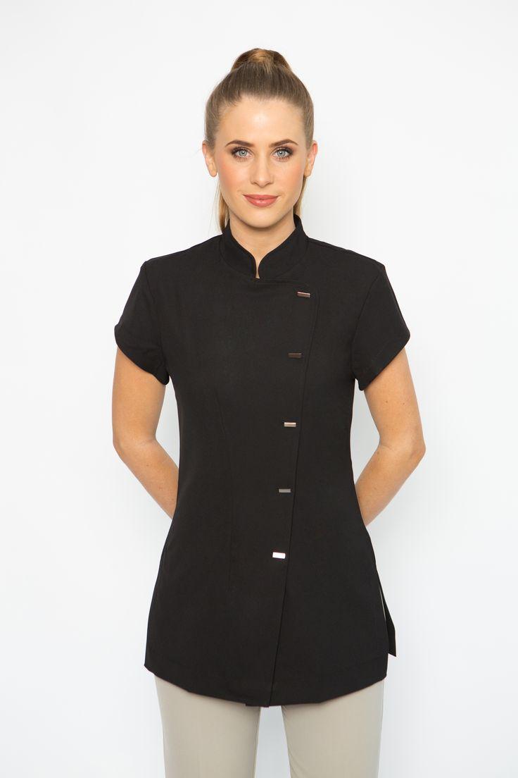 The 25 best spa uniform ideas on pinterest salon for Spa uniform patterns