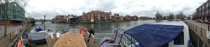 European Waterways - MagnaCarta, Panorama View