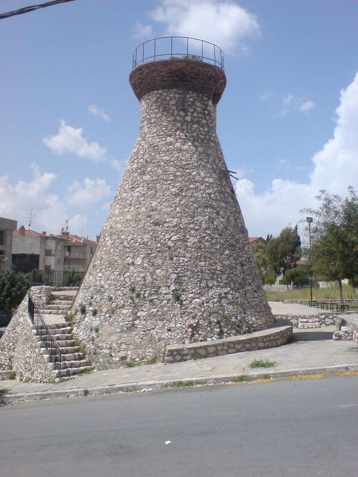 Kız kulesi(Levanten Hacı Antoniyadis kulesi/Buca/İzmir///