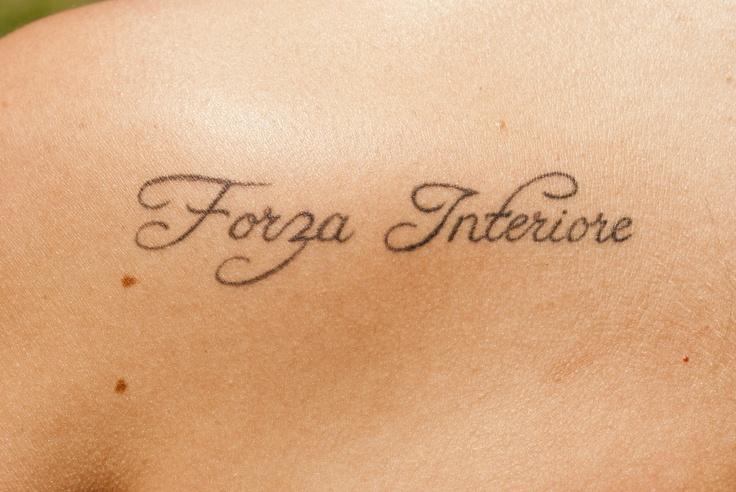 Inner Strength Quotes Tattoos. QuotesGram