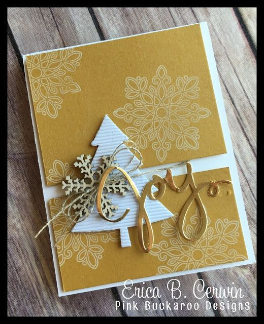 Pink Buckaroo Designs: Christmas