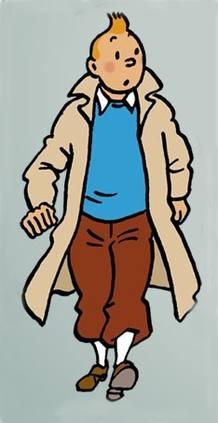 30 años sin Hergé, el padre de Tintín