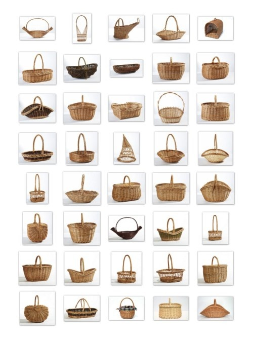 I follow this photographer that happens to take many basket pictures. Combining to fav hobbies!