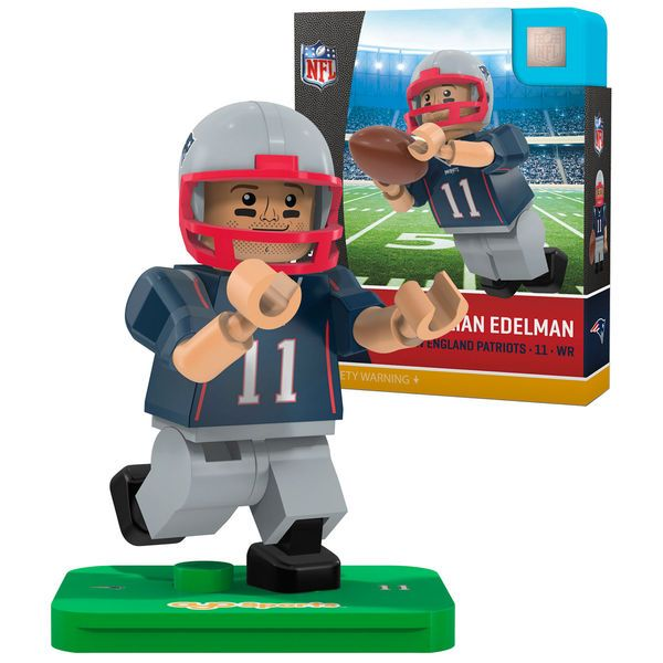 Julian Edelman New England Patriots OYO Sports Generation 5 Player Minifigure - $12.99