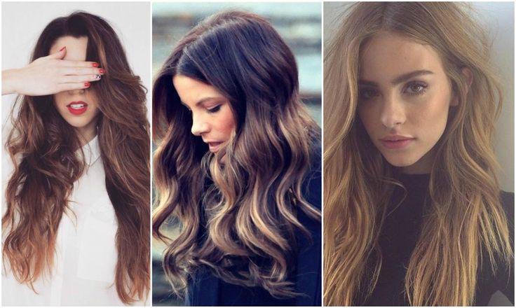 cortes de cabello para lucir atractiva largo