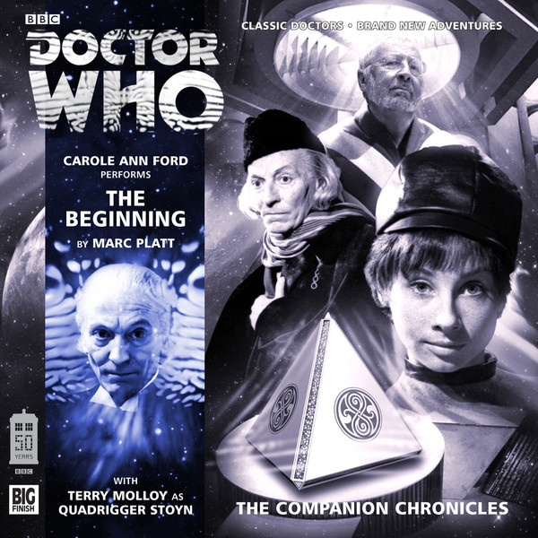 Doctor Who: The Beginning Cover Revealed - News - Big Finish