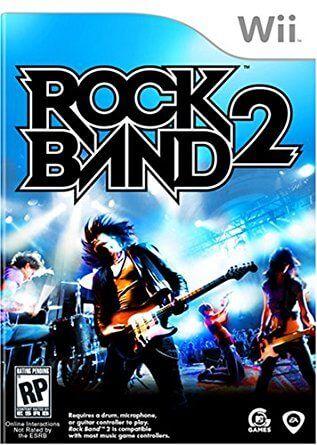 Game PC Rip - Rock Band 2 WII [NTSC] [Inglés] [MEGA]