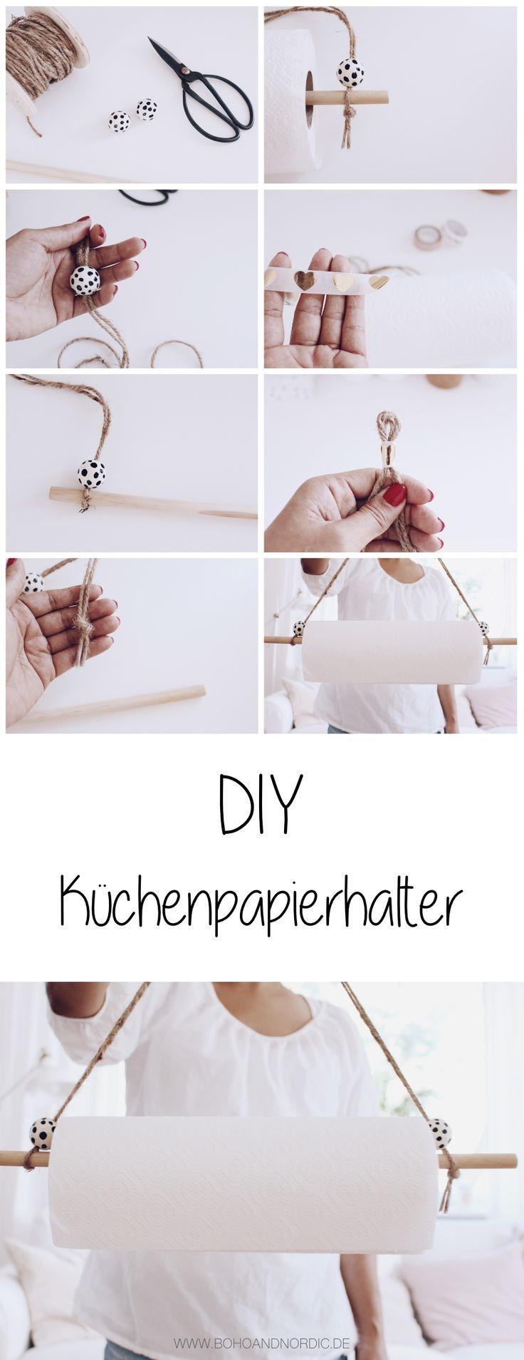 DIY-Küchenrollenhalter-selber-machen