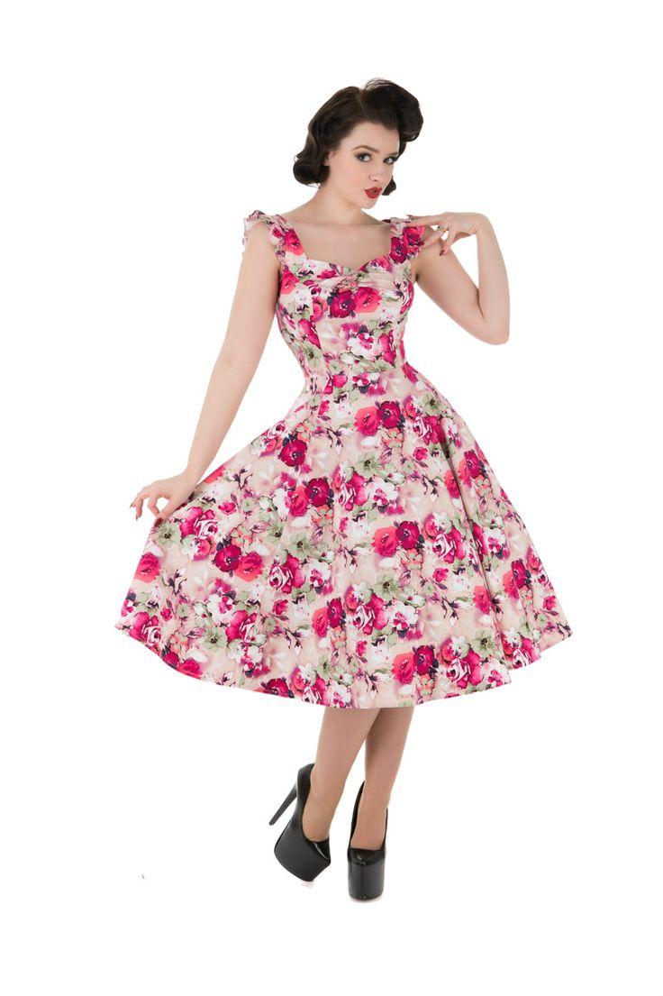 Mejores 24 imágenes de Floral Dresses en Pinterest | Corazones y ...