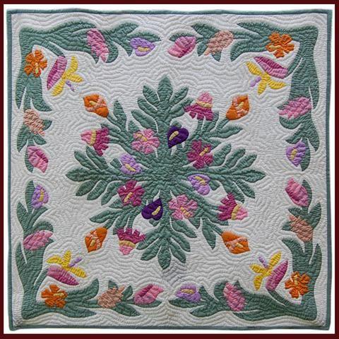 1504 best Hawaiian quilts images on Pinterest | Appliques, Baby ... : hawaian quilts - Adamdwight.com