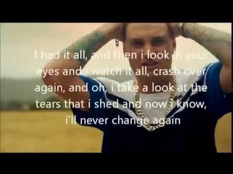 never change again song - you tube