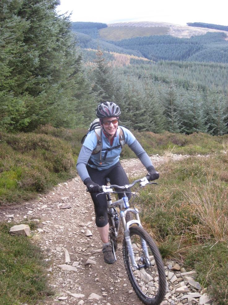 Mountain biking glentress scotland interests