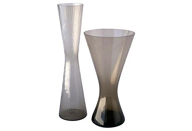 Scandinavian Vases, Pair on OneKingsLane.com