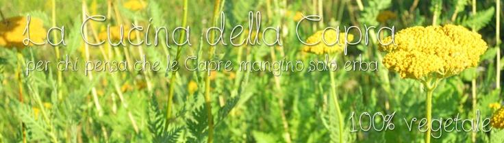 La Cucina della Capra... per chi pensa che le capre mangino solo erba!