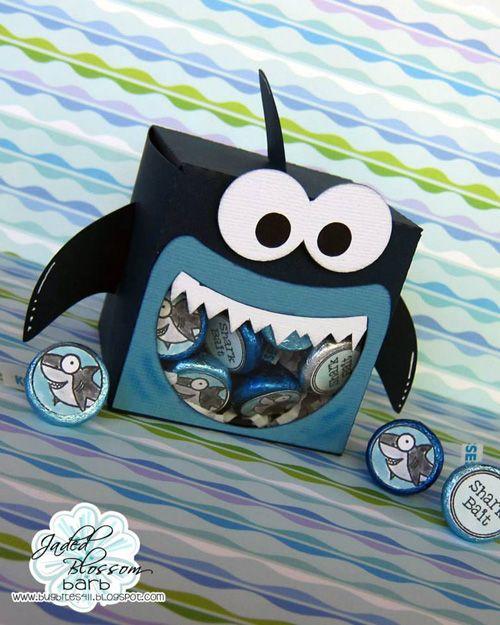Shark Treat Box