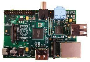 Raspberry Pi Model B from Raspberry - Computer Mods UK