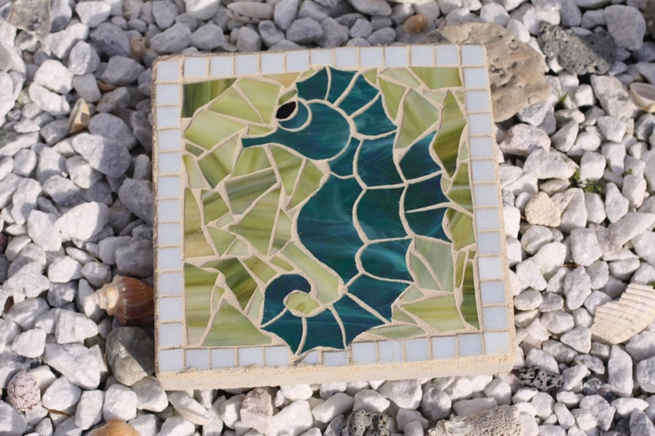 Mosaic Stone Cement : Best images about stepping stones on pinterest
