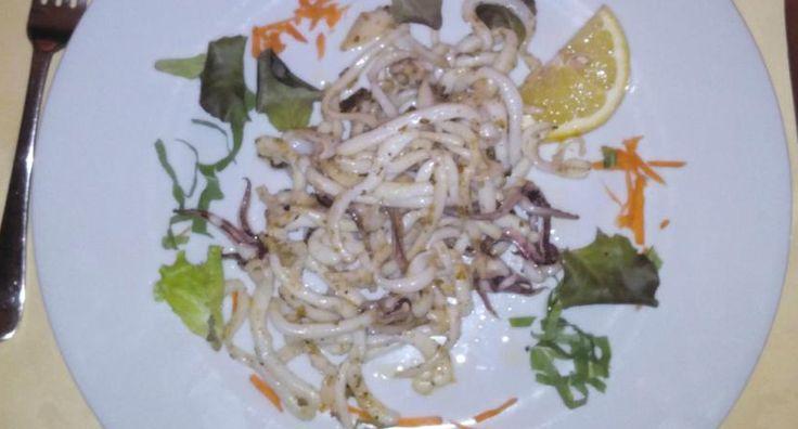 Calamari - Ristorante Il Cappero, Borgio #Verezzi