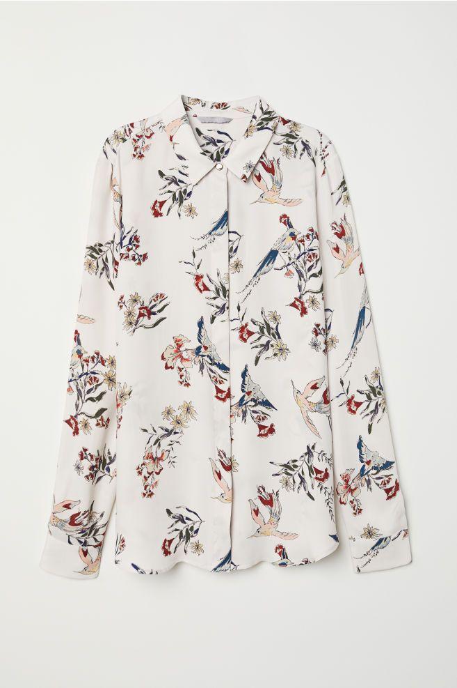 8920e9ab1d Hosszú ujjú blúz | Ruha | Blouse, Shirt blouses és Clothes 2019