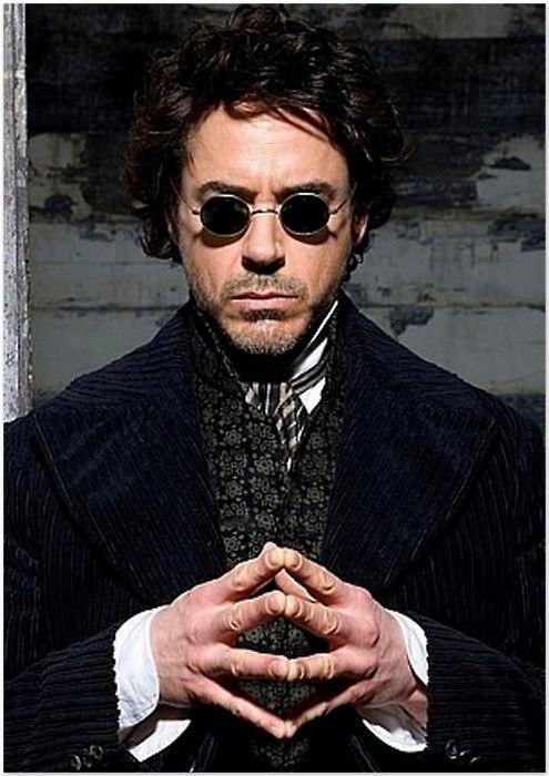 Robert Downey Jr Sherlock Holmes Costumes