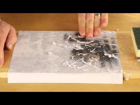 DIY - KOLİ BANDI İLE CAM OBJELERE TRANSFER - PACKING TAPE IMAGE TRANSFER - YouTube