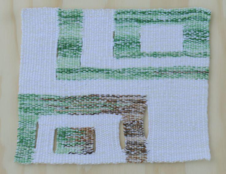 Tapestry -  Trees inspired