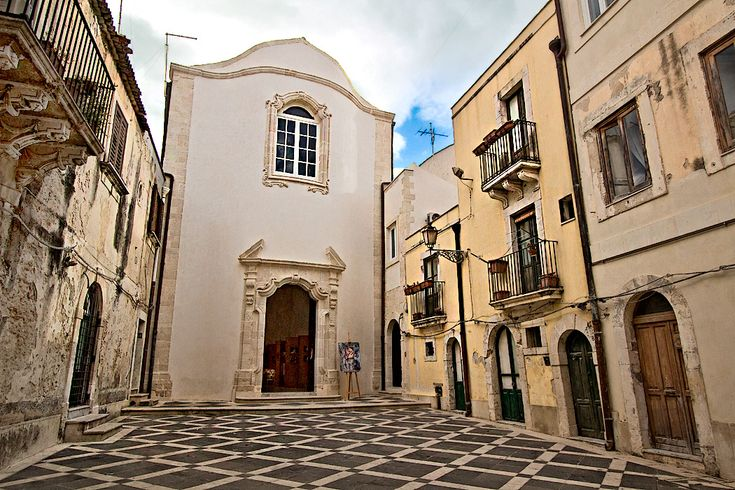 PHOTO: Old Town of Syracuse, Sicily