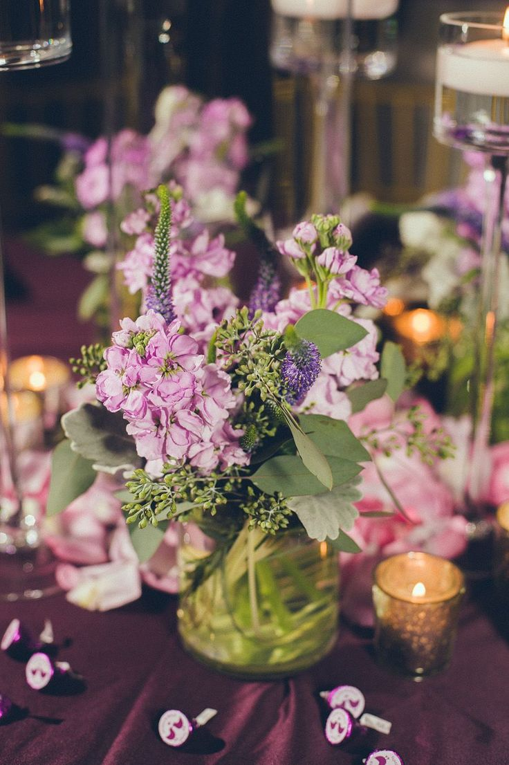 Chic Elegant Ballroom Wedding - MODwedding