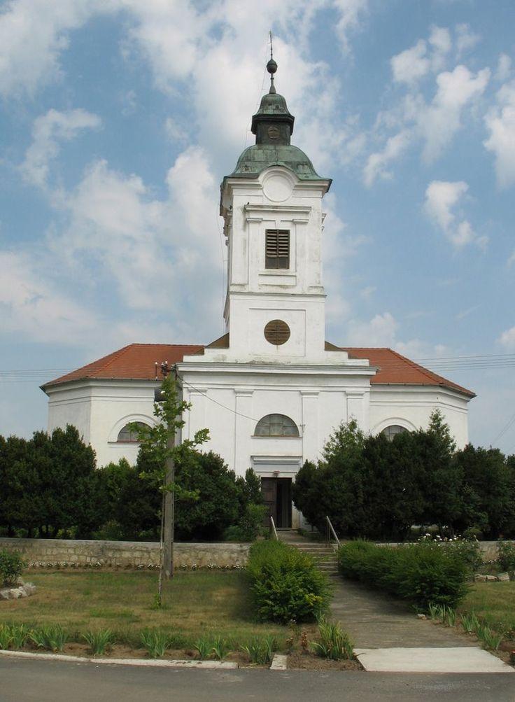 Baktalórántháza, református templom