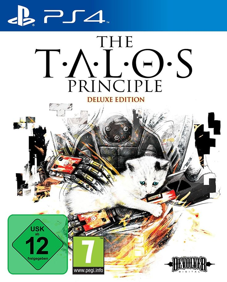 BANDAI NAMCO PS4 The Talos Principle: Amazon.co.uk: PC & Video Games