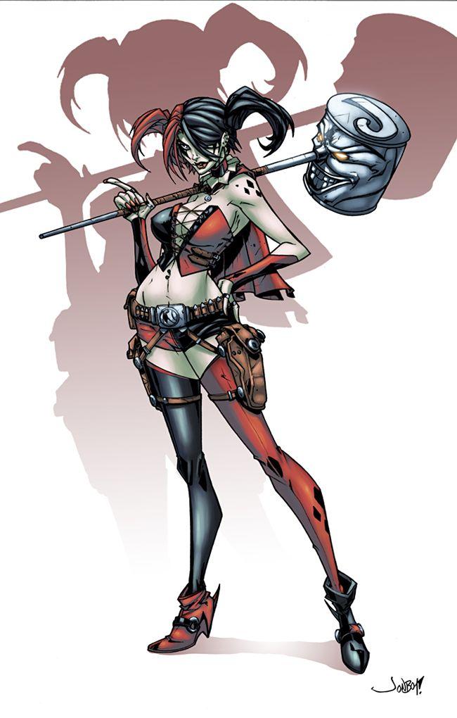 Harley Quinn New 52 by *logicfun | Harley Quinn cosplay ...