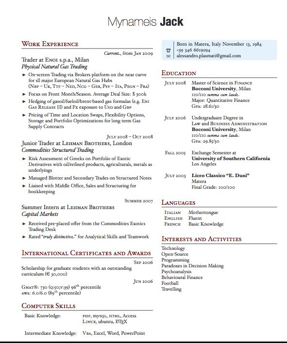 Product Development Cover Letter: 25+ Best Ideas About Latex Resume Template On Pinterest