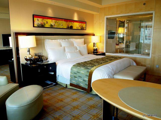 luxury hotel rooms   Luxury Hotel Room   Flickr - Photo Sharing!