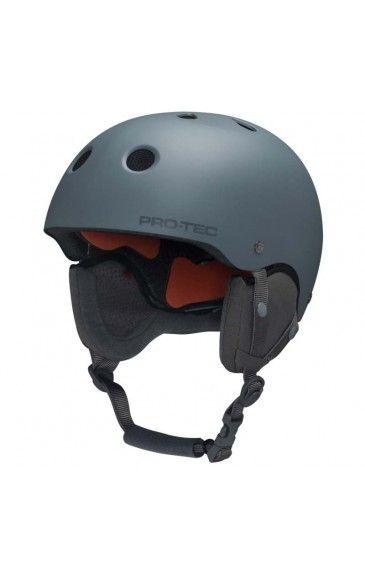 Pro-Tec Classic Snow Helmet Gray
