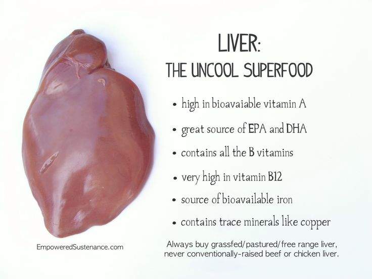 yup, I'm going to do this. The Easiest Way To Eat Liver! (No taste, no fuss) - Empowered Sustenance