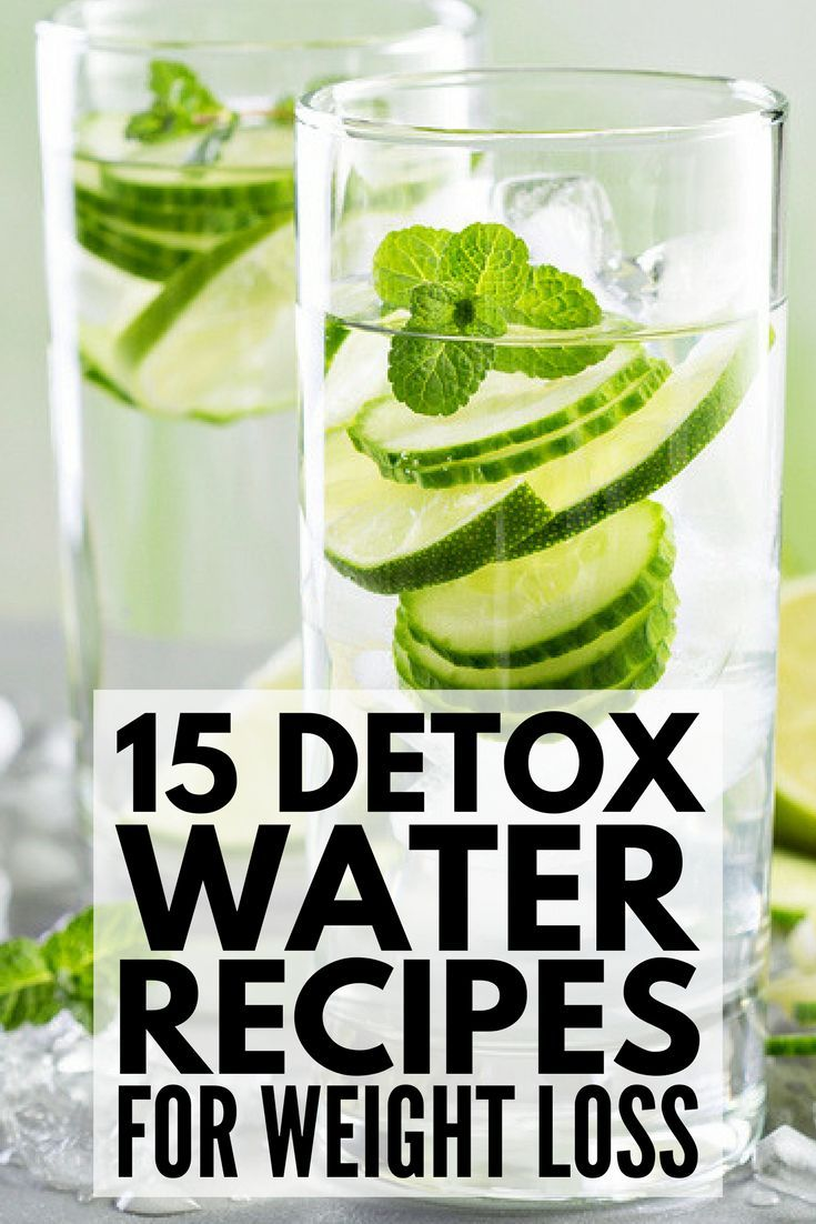 Who says H2O needs to be boring?! Whether you're looking for detox water recipes…