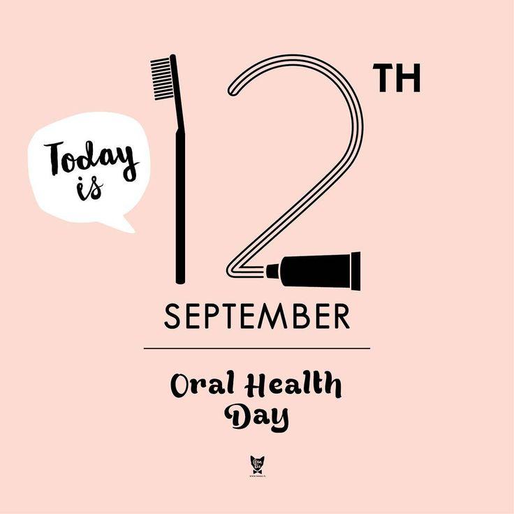 Today is the Oral Health Day! (Dzień Zdrowia Jamy Ustnej)  #12 #umyjpaszcze #panlis
