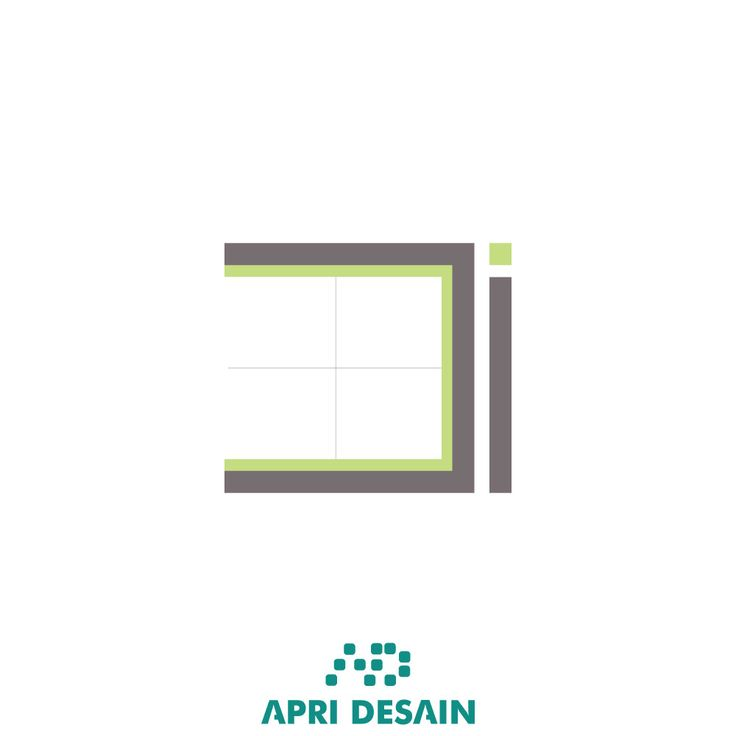 Desain logo untuk website desainerinterior(dot)com by ApriDesain.id