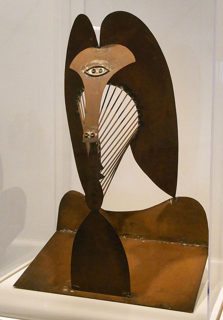 Maquette for Richard J. Daley Center Monument by Pablo Picasso 1965 - Art Institute of Chicago R0016900A | Flickr - Photo Sharing!