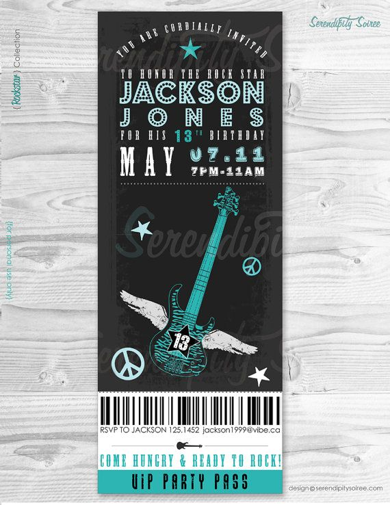 25 best ideas about Vip Tickets – Vip Ticket Invitations