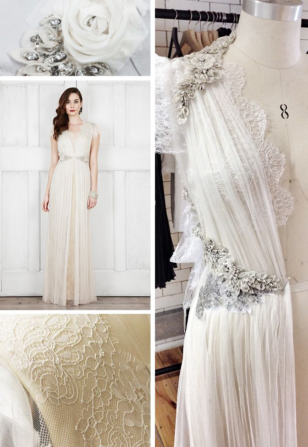 Meet the #CatherineDeane #Bridal Amelie gown. | #weddingdress #bride