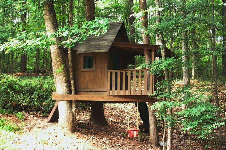 Image detail for -during the summer of 2009 oliver built this treehouse for his children ...